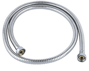 Structure of Metal Anti-winding Shower Hose